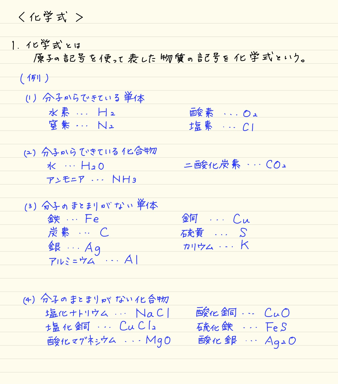 酸化 銀 化学式